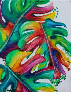 Tropic Technicolor
