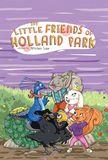 Adventure book. Little animals
