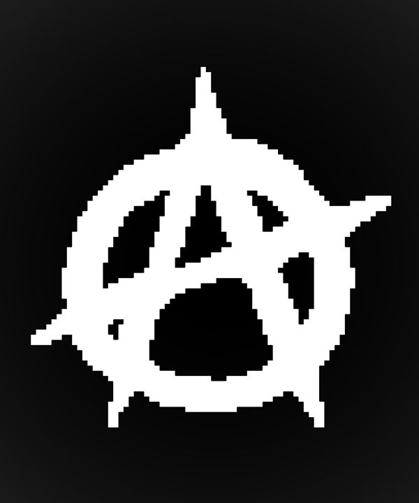Anarchy - Rebel Pixel
