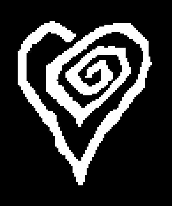 Marilyn Manson Rebel Pixel Drawings Illustration