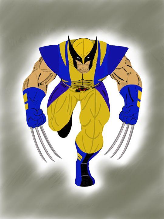 Wolverine - D.M arts