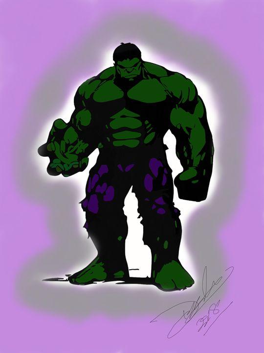 Hulk - D.M arts