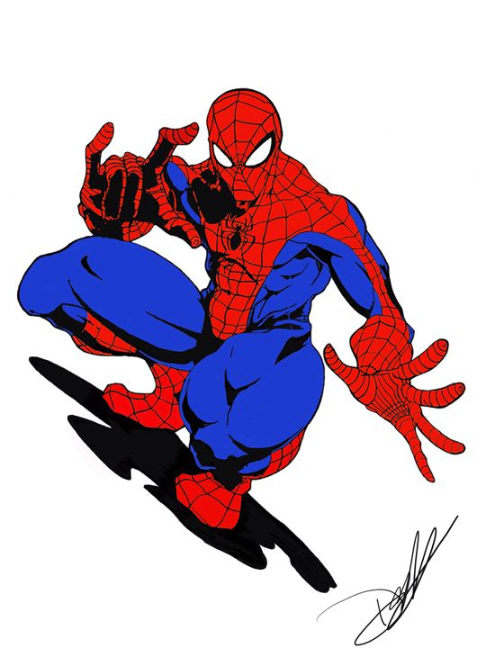 Spider-Man - D.M arts
