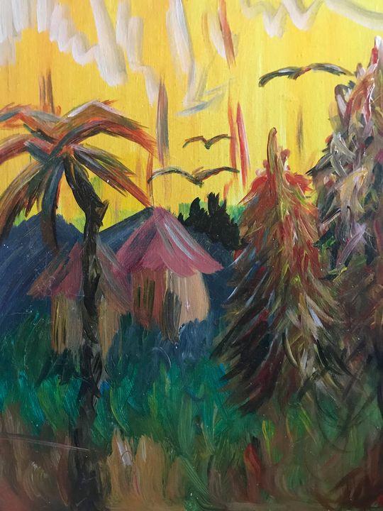 Landscape # 4 - Maaben