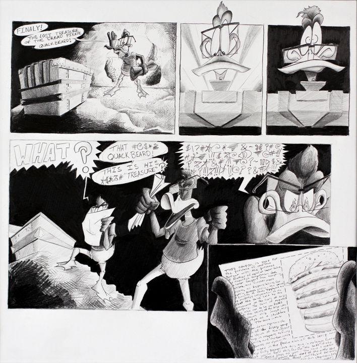 Quackbeard - Kenan Meyers (InkdKen)