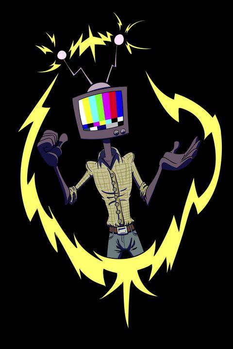 Mr. TV - Kenan Meyers (InkdKen)