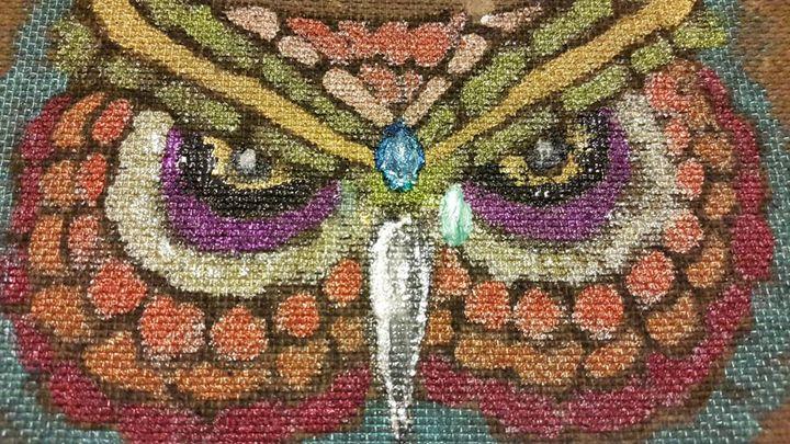 Owl Festive - SaintfaerieCreations