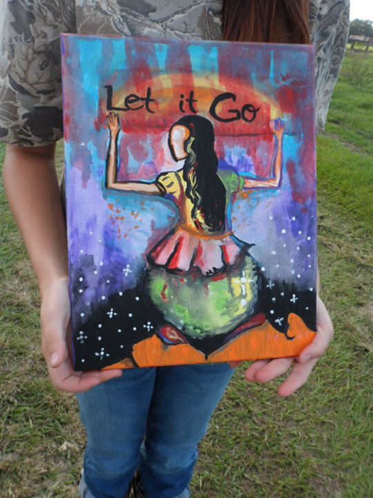 Let It Go - The Bright Sea Dweller