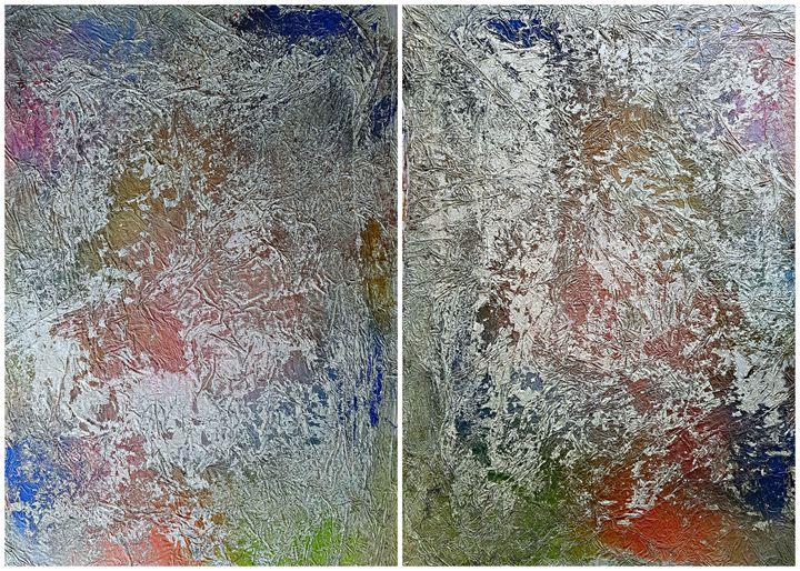 I and I (n.402) - 140 x 100 x 2,50 c - Alessio Mazzarulli