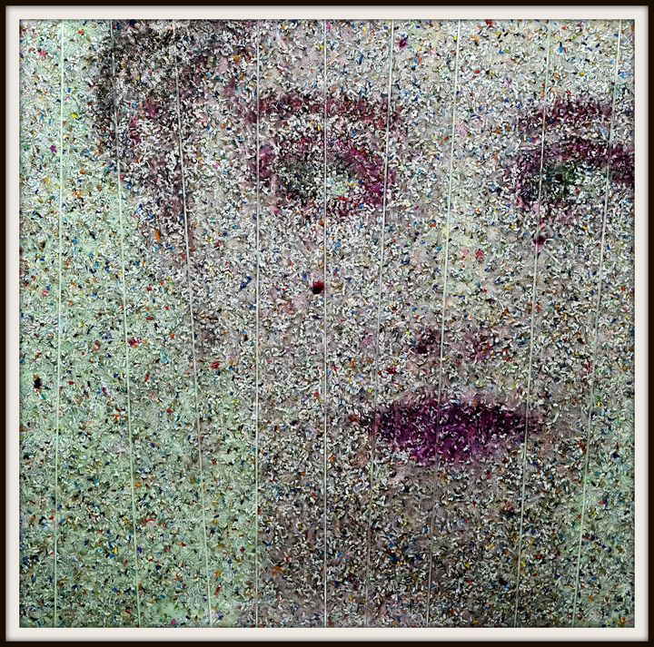 Let me look (n.541) - Dolls series - Alessio Mazzarulli