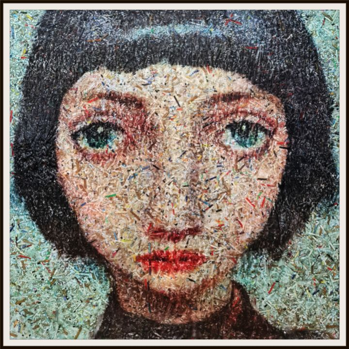 She could not bear (n.580) - Dolls s - Alessio Mazzarulli