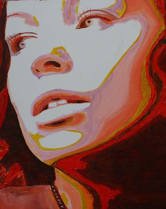 Gaze - Boris Vinitsky Art