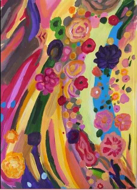 Banana Flower Canon - Shannon's Vibrant Art