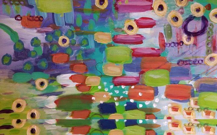 JillyBean's Easter Parade - Shannon's Vibrant Art