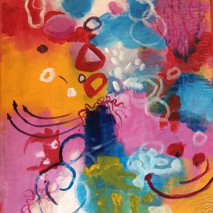 Celebration - Shannon's Vibrant Art