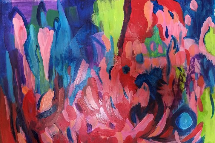 Splishy Splashy - Shannon's Vibrant Art