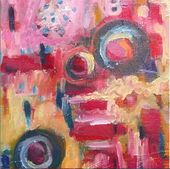 Shannon's Vibrant Art