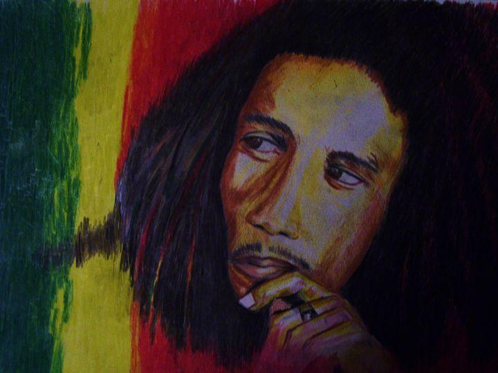 Bob Marley - Melissa Pearson