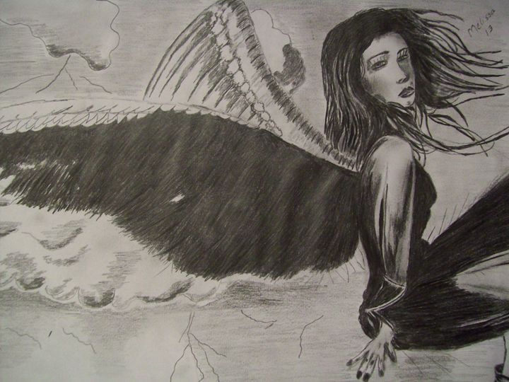 Dark Angel - Melissa Pearson