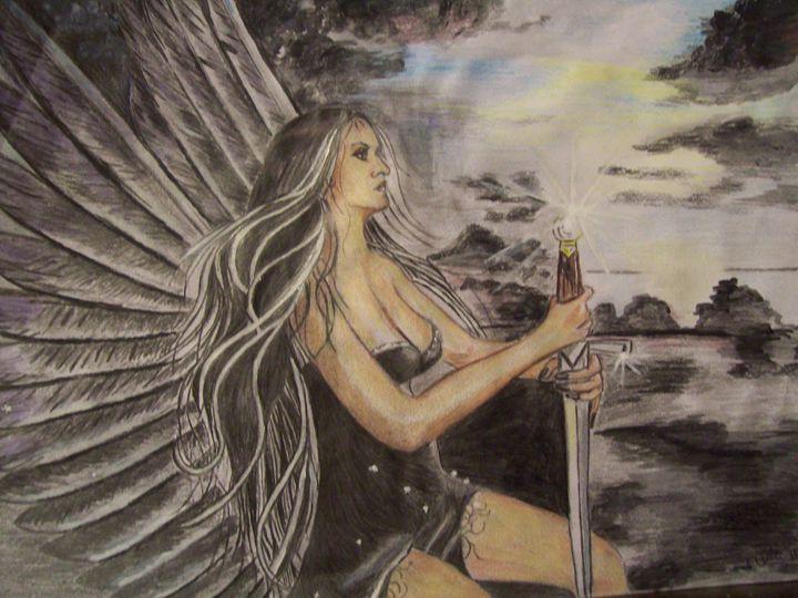 Angel Warrior - Melissa Pearson