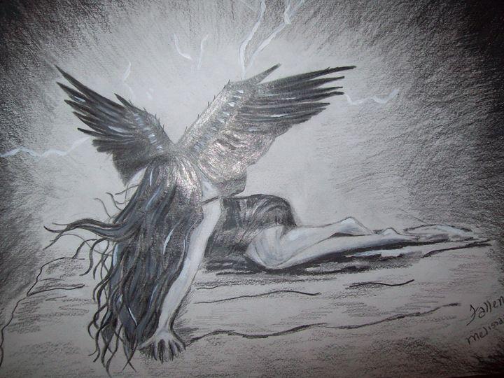 Fallen Angel - Melissa Pearson