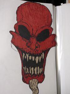 Dark Red deemed dead