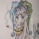 Smoking and joking
