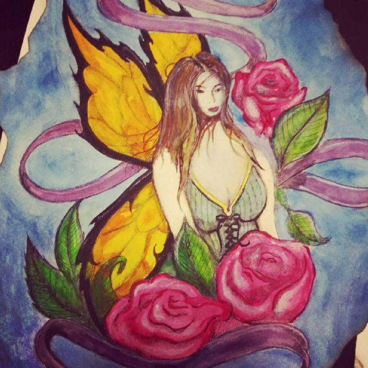 Fairy rose - MP Creations