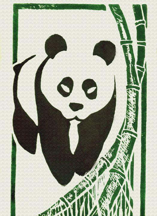 panda - Jon Gogh
