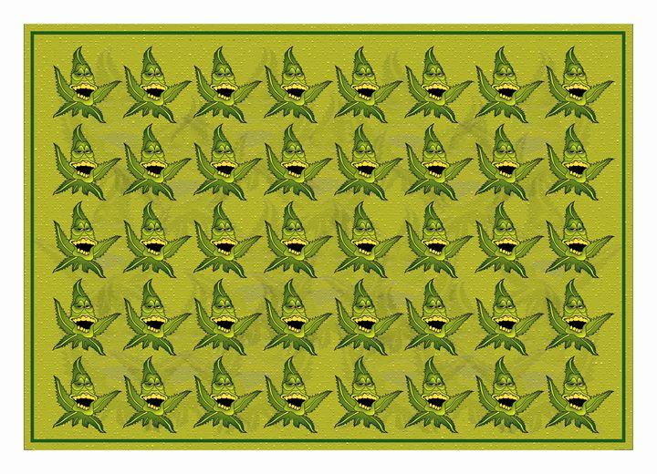 organic green - Jon Gogh