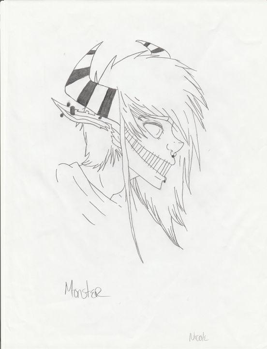 Monster - Rikki Lee