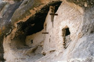Cliff Dwelling , Mesa Verde