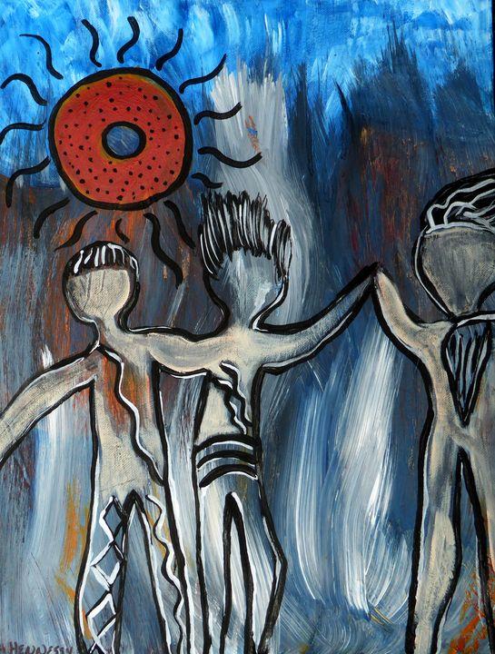 Friendship Dance - Original Works by Colleen Hennessy
