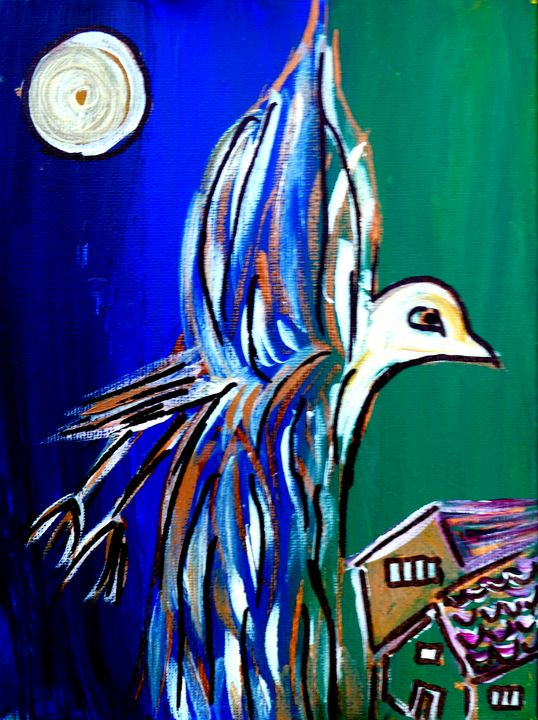 Night Flight - Original Works by Colleen Hennessy