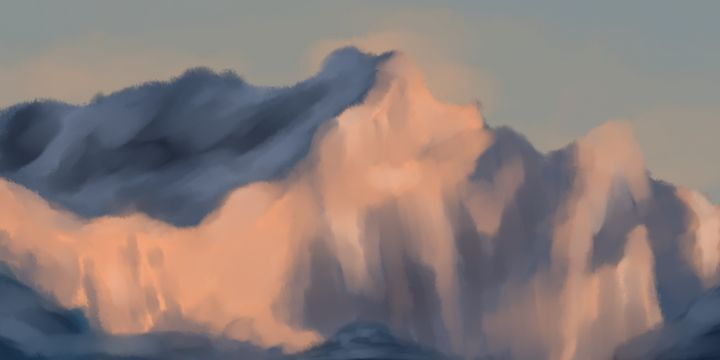 Mountain tops - Witchetka