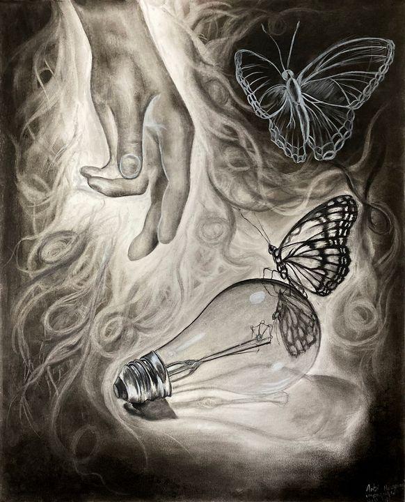 Hope in Darkness - Arbi Arts