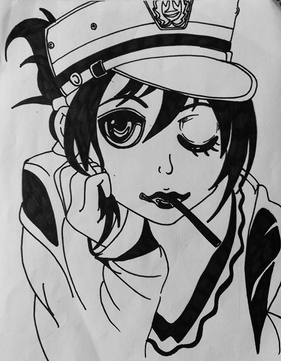 Japanese Anime - Alisha's