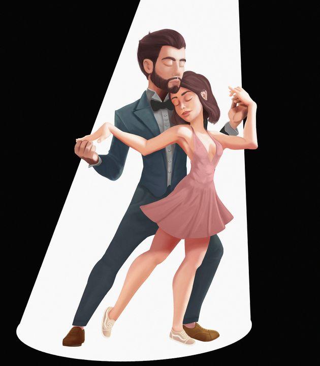 Dancing Again - Bryan Diego