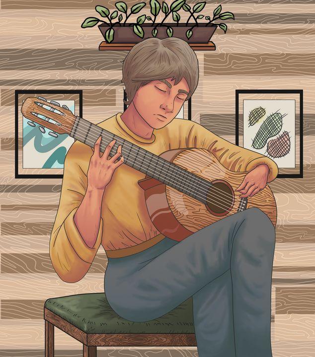 Guitarist - Bryan Diego
