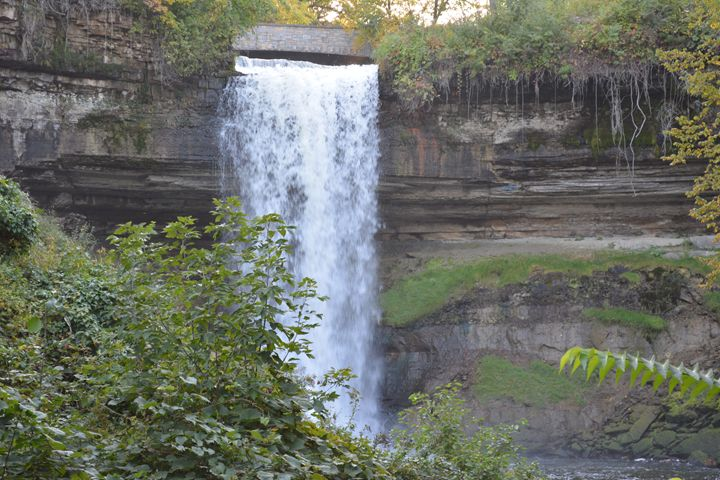 Minnehaha Falls - Michelle Stern Photography