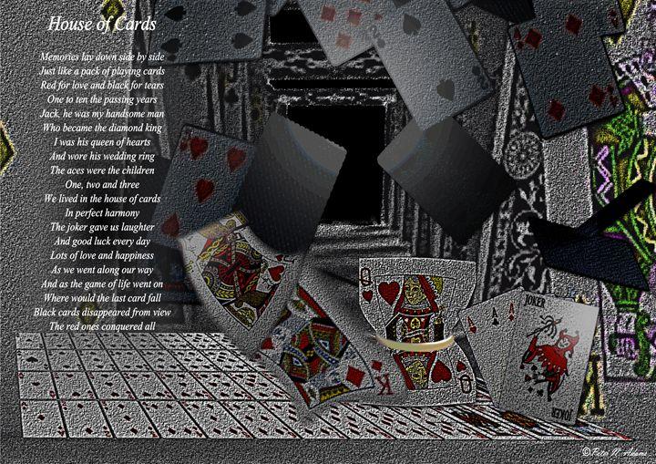 House of Cards - Peter N Adams