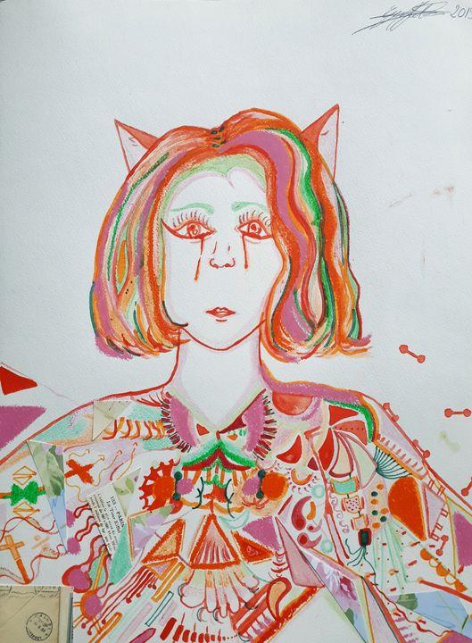 The cat lady - Ro