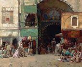 Osmanlı Dönemi İstanbul Tabloları