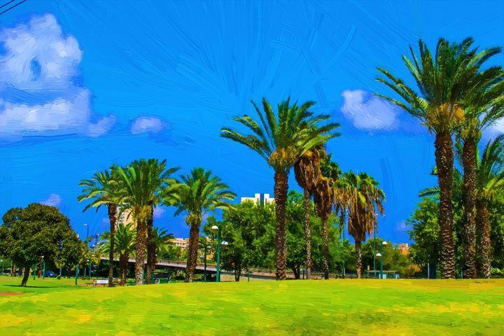 Palms park - slavamalai