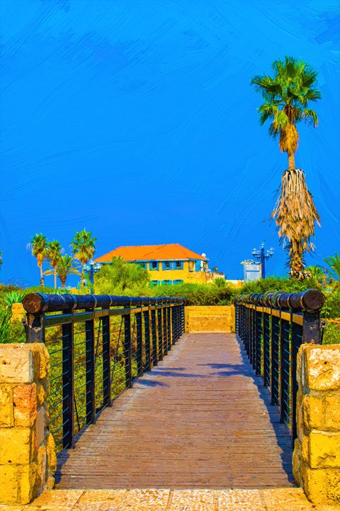 The wishing bridge - slavamalai