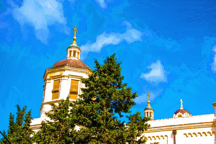 Svyato-Troitsky Cathedral - slavamalai