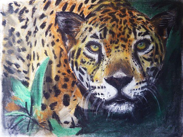 Leopard - Mark Dallimore