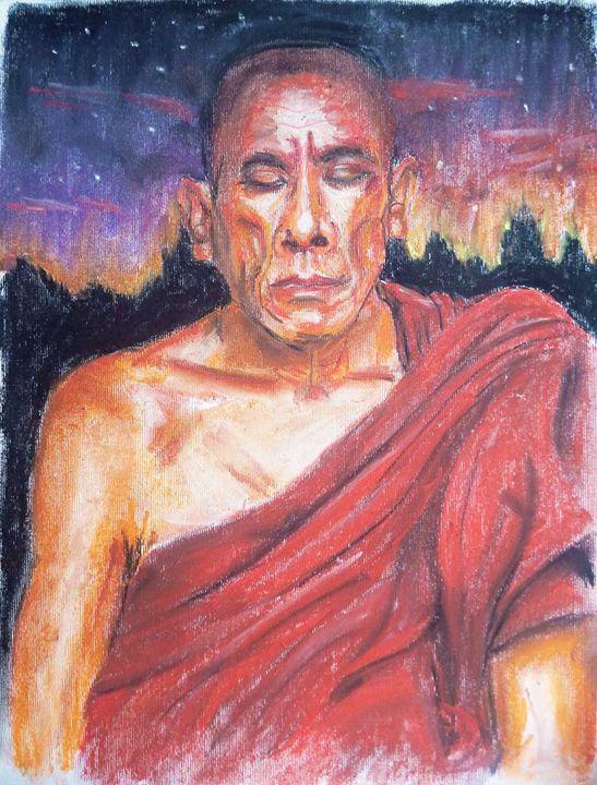 Monk - Mark Dallimore