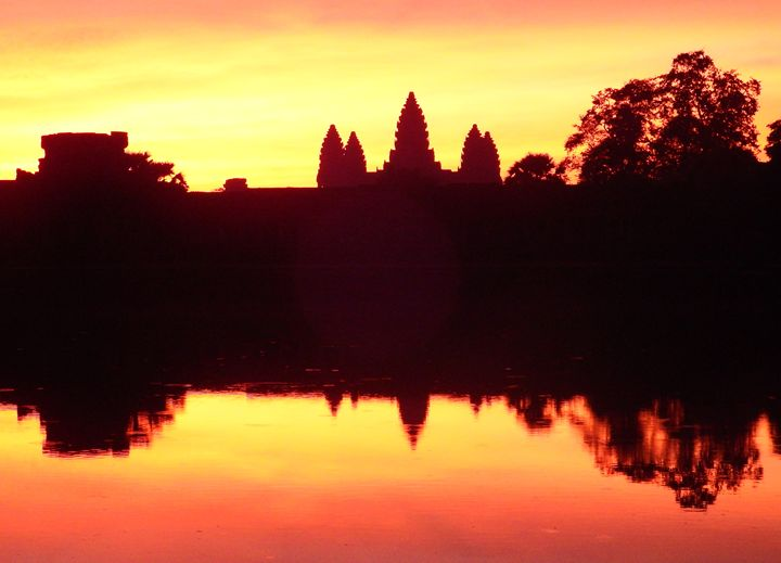 Angkor - Mark Dallimore