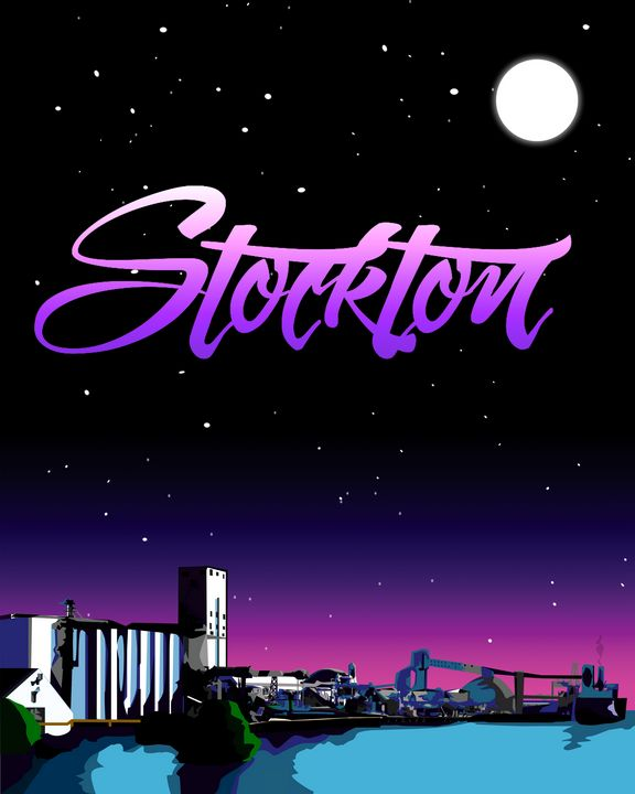 Stockton Port - Steffan Randle